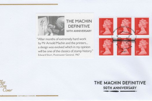 Cots-Machin-50th-Ann.-Retail-Booklet-FDC-June-2017