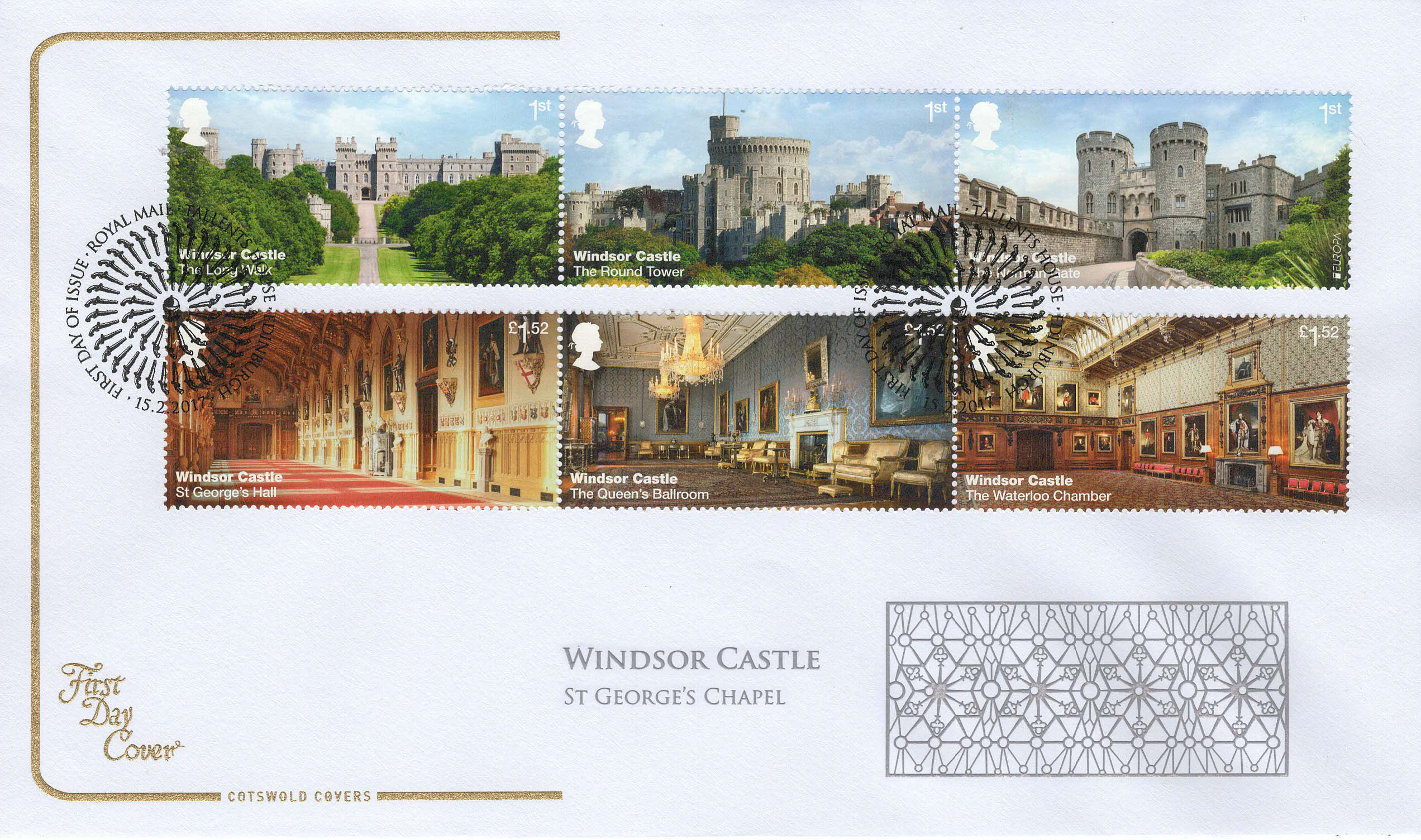Cots-Windsor-Castle-FDC-Feb-2017