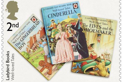 Ladybird-books