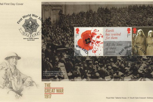 RM-1st-WW-1917-Panes-2-4-from-PSB-FDC-July-2017