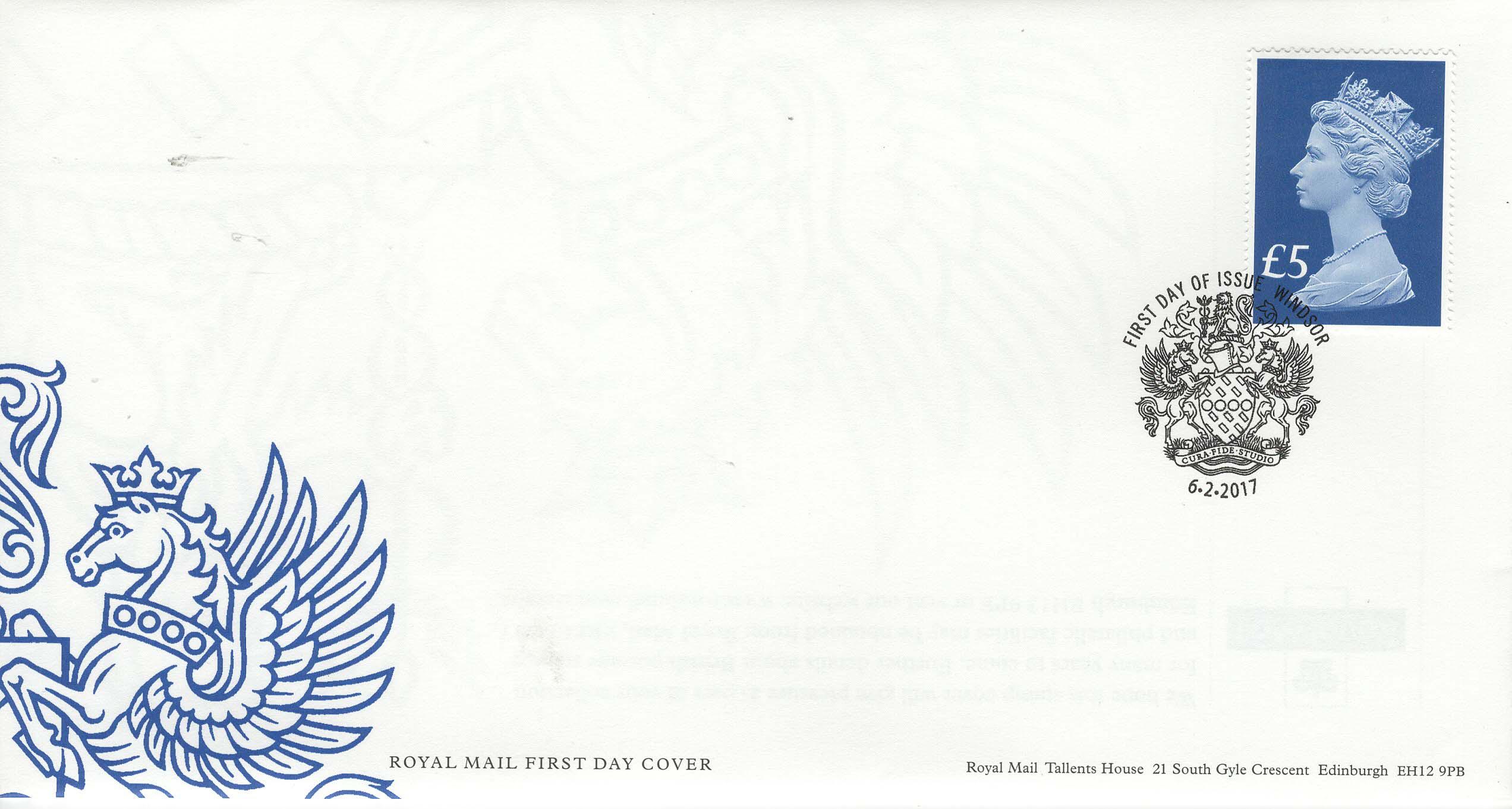 RM-High-Value-£5-Definitive-FDC-Feb-2017