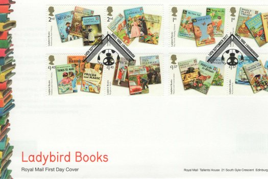 RM-Ladybird-Books-FDC-Sept-2017.