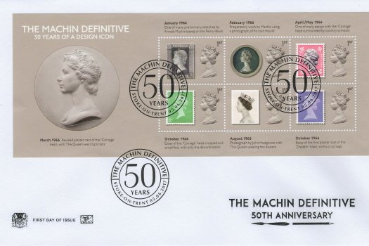 Stuart-Machin-50yrs-Design-Icon-Minisheet-FDC-June-2017.
