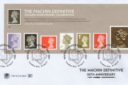 Stuart-Machin-Golden-Anniversary-Minisheet-FDC-June-2017.j