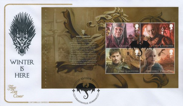 Cotswold Game of Thrones PSB pane 2