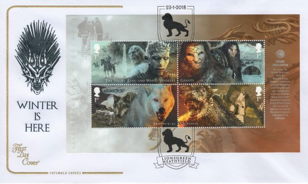 Cotswold Game of Thrones PSB pane 4