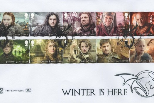 Stuart Game of Thrones FDC