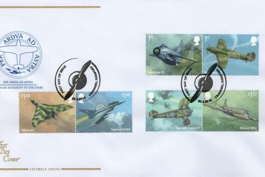 Cotswold RAF FDC