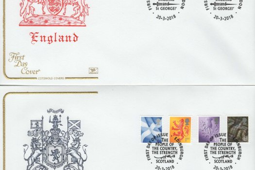 Cotswold Regional Definitive (England & Scotland) FDC