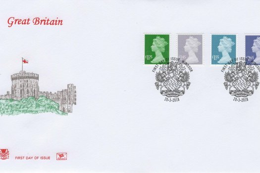 Stuart National Definitive FDC