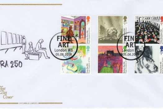 Cotswold Royal Academy FDC