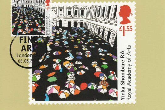 Royal Academy Stamp Cards image 2