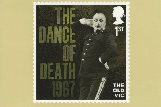 Old Vic Stamp Cards Back image 1