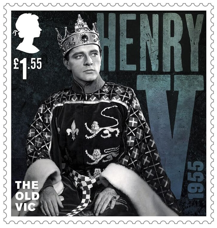 New stamps to celebrate bicentenary of The Old Vic