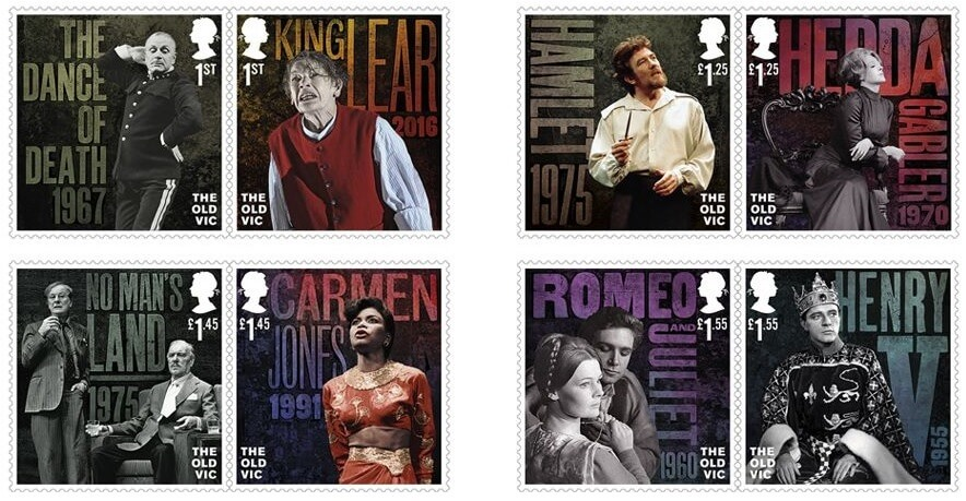 Old VIc Stamps