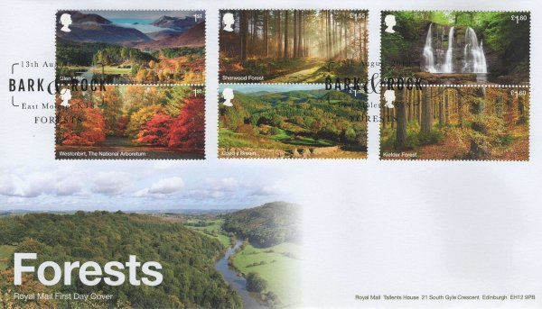 RM Forests FDC