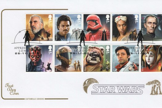 Cotswold Star Wars FDC