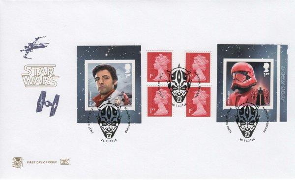 Stuart Star Wars Retail Booklet