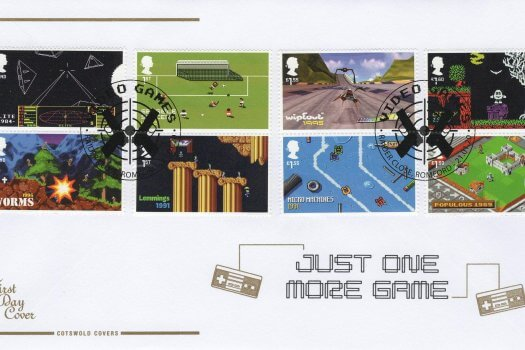 Cotswold Video Games FDC