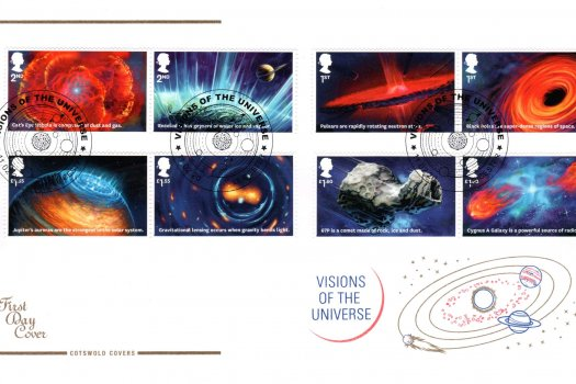 Cotswold Visions of the Universe FDC