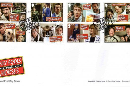 Royal Mail OF&H FDC