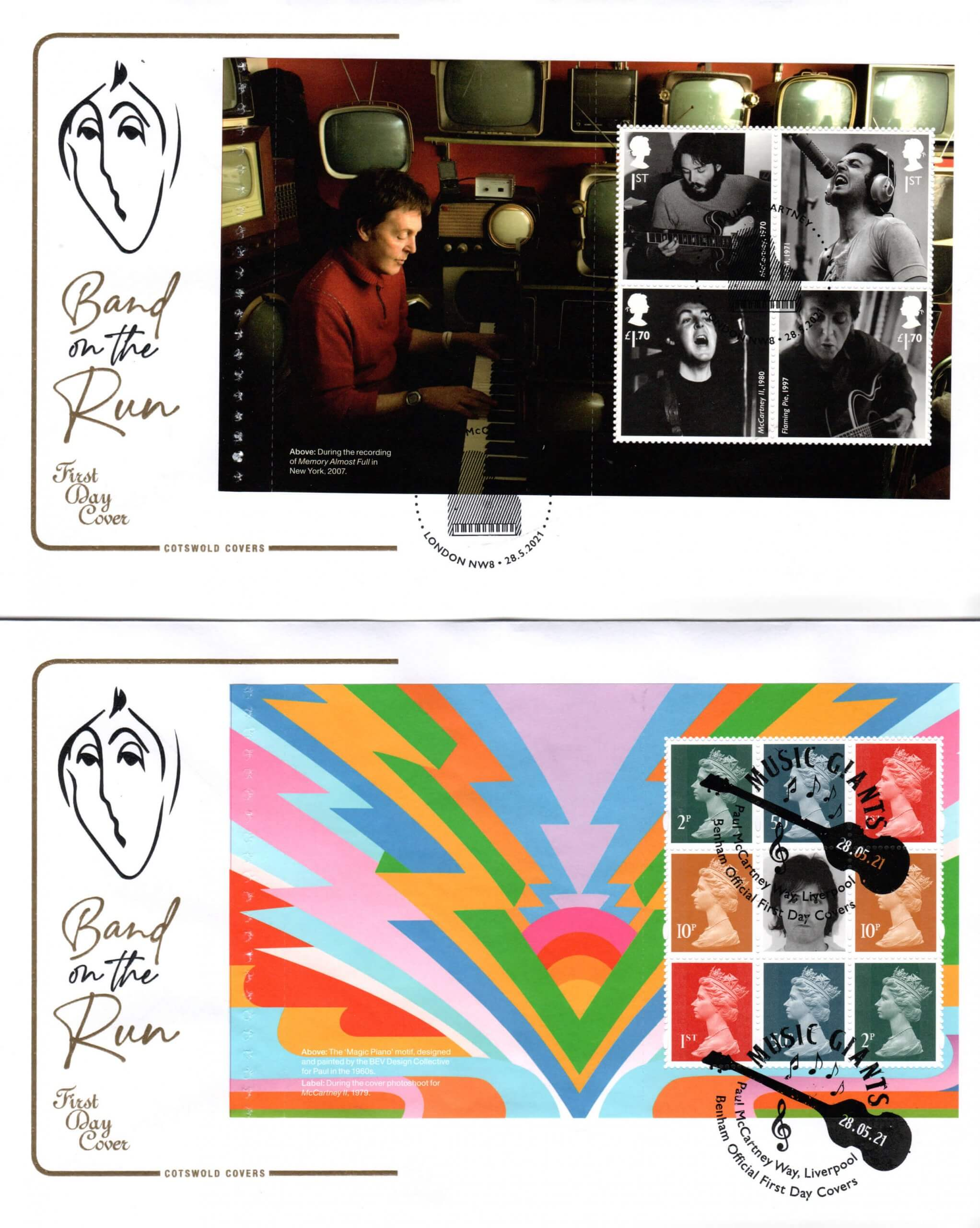 Music Giants: Paul McCartney