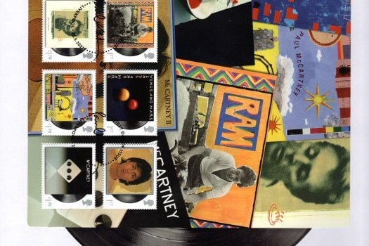 Paul-Mccartney-Album-Covers-Fan-Sheet-FDC