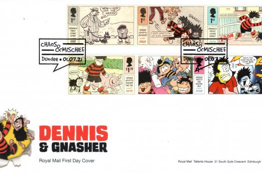 Royal-Mail-Dennis-_-Gnasher-FDC