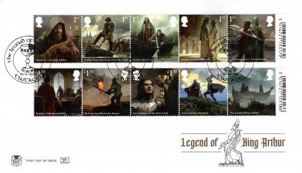 Stuart-King-Arthur-Barcoded-FDC